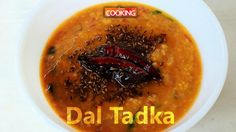 DAL TADKA | Side Dish Gravy Are you one of those people who has a secret fetish for North Indian dishes? I know I am. But, making those buttery Naan or Paratha's isn't what is difficult. It is choosing which side dishes to prepare with this heavenly dish that puts us in a dilemma. The different types of dal never lead us wrong though. When it comes to Tandoori Naan's, the different North Indian dishes that are prepared using the different varieties of dal are the perfect side dish. Be it Dal…