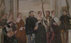 La danse, 1570 Giovanni Antonio Fasolo