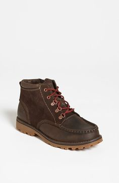 Timberland Earthkeepers® 'Asphalt' Boot (Toddler, Little Kid & Big Kid) available at #Nordstrom