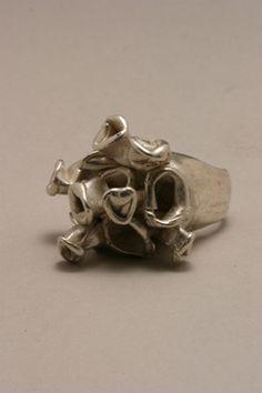 Progression Ring by Kate Furman
