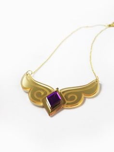 Rarity Element of Generosity Necklace by edenki on Etsy, $20.00