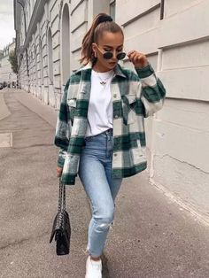 Trendy Fall Outfits, Winter Fashion Outfits, Cute Casual Outfits, Summer Outfits, Summer Clothes, Work Clothes, Casual Jeans, Clothes Women, Autumn Outfits