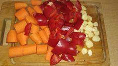 Pečená krůtí prsa na medu | Recept | Uvařsisám.cz Carrots, Vegetables, Food, Red Peppers, Essen, Carrot, Vegetable Recipes, Meals, Yemek