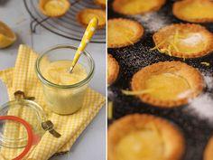 Maltese lemon curd & tarts