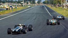 John Surtees, Cooper T81 - Maserati 3.0 V12. GP México 1966. @LegenF1 @FormulaOneWorld #F1
