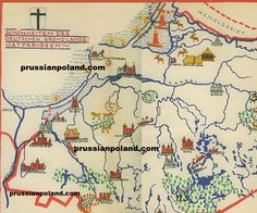 Buy full sized high-definition maps of East Prussia. Other high ...