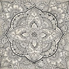 SpiceMarket Patterns for BasicGrey by Clairice Gifford, via Behance