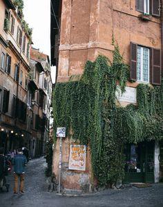 Italy Rome Trastevere PSB