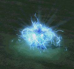 Delphinium and NanaKey's Effect Vol.1 Lightnings - StarCraft 2 Maps - SC2Mapster