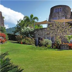 Former Colonial Sugar Mill Converted Into A Beautiful 3 Bedroom Home For Sale In Nevis