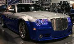 Custom Chrysler 300