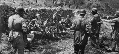 ANZACs at Maleme, Crete 1941 - pin by Paolo Marzioli