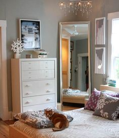 Clever use of small space