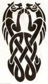 Celtic Horse Tattoo