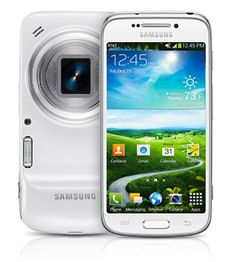 The Samsung #GalaxyS4zoom is an all-in-one device that combines a powerful #smartphone with a high-end compact camera with a 10x optical zoom to help you take amazing photos.