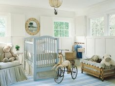 For a baby boy. So nice and airy and light