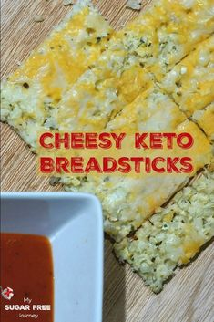 Low Carb Breakfast Recipes – The Keto Diet Recipe Cafe Cauliflower Breadsticks, Keto Cauliflower, Breadsticks Recipe, Cheesy Breadsticks, Banting Recipes, Paleo Recipes, Low Carb Recipes, Delicious Recipes, Easy Recipes