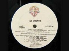 Reminds of nights at Red Zone NYC / St Etienne - Only Love Can Break Your Heart (Masters at Work Dub)