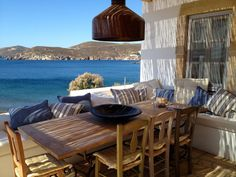 Villa Carena | Luxury Private Villa in Patmos, Greece | White Key Villas