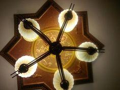 تحفة Ceiling Fan, Home Decor, Decoration Home, Room Decor, Ceiling Fan Pulls, Ceiling Fans, Home Interior Design, Home Decoration, Interior Design