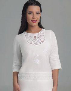 Ventas por catálogo - Comienza tu propio negocio con un producto único y sin competencias Tunic Tops, Sewing, Blouse, Jeans, Long Sleeve, Sleeves, Inspiration, Women, Fashion