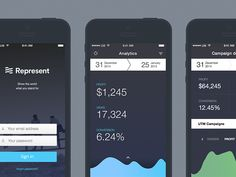 Represent seller dashboard for iOS. Work in progress.