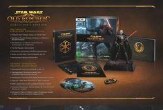 STAR WARS TOR - Collectors Edition