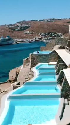 Get to know the 5 star honeymoon destionation cavo tagoo in the west of the Greek island of Mykonos. Get to know the 5 star honeymoon destionation cavo tagoo in the west of the Greek island of Mykonos. Honeymoon Places, Vacation Places, Dream Vacations, Vacation Spots, Places To Travel, Travel Destinations, Places To Visit, Best Honeymoon Destinations, Dream Trips