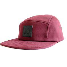 NVMBR Heritage Camp Cap Hat @ sturbanclothing.com £31.99