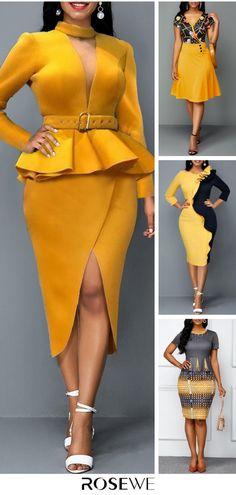 Fashion Women S Luxury Dress Product African Dresses For Kids, Latest African Fashion Dresses, African Print Dresses, African Print Fashion, Women's Fashion Dresses, Classy Work Outfits, Classy Dress, Ankara Dress Styles, Womens Fashion