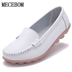 satisfied Womens Bowknot Detailing Anti-Slipping Driving Style Moccasin Slip on Loafers