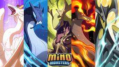 Mino Monsters 2: más combates, capturas y evoluciones