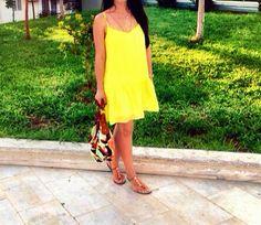 Bright colours mood