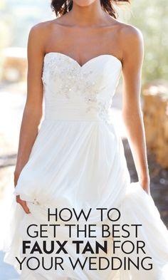 f94177dfc85 Here s how to achieve a faux glow on your wedding day. Wedding Planning  Boards