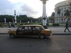 Stretchlimousine auf kubanisch ;)