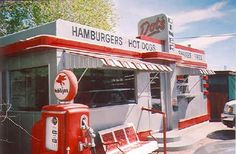 Hamburgers Hotdogs Shakes Fries