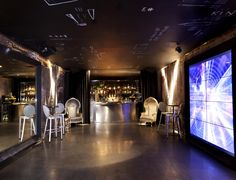 Ramses has it all! Dance the night away in their club | #Madrid