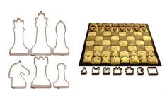I don't know how to play chess. I probably would if someone taught me WITH COOKIES