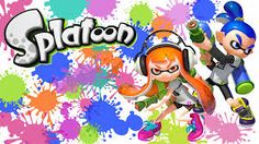 Image result for nintendo splatoon wallpaper