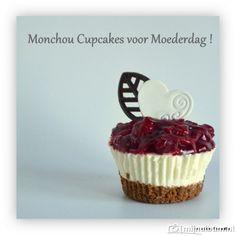 Monchou cupcakes.
