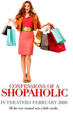 Confessions of a Shopaholic series: Sophie Kinsella. wear colored scarves