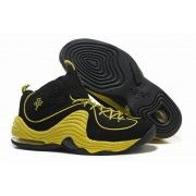 ca393234e7 2013 Nike Air Penny 2 (II) QS Black/Cyber for sale shoes for sports