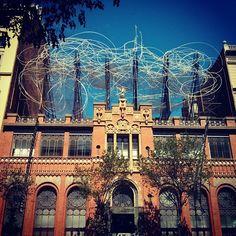 Fundació Tàpies #Barcelona