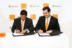 Orange Negocios pionera en ofrecer Office 365 de Microsoft