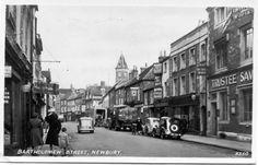 Bartholomew Street 1947