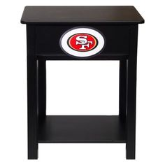 Fan Creations NFL Nightstand, New England Patriots
