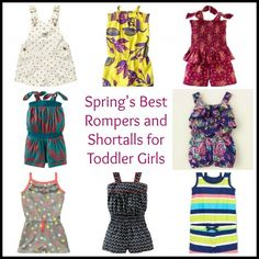 Best Summer Outfits for Toddler Girls
