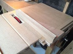 How To Make Homemade Table Saw 2 The Fence You Diy