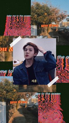 Sehun Tumblr, Tumblr Wallpaper, Iphone Wallpaper, Exo Lockscreen, Kpop Exo, Exo Members, Baby Chicks, Light Of My Life, Pretty Wallpapers