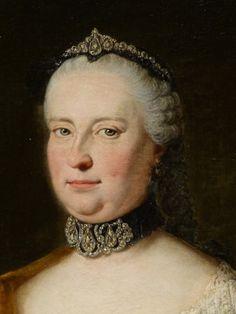 .Cisárovná Mária Terézia